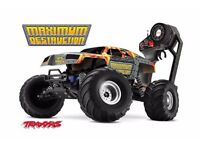 Radio Controlled Monster Truck