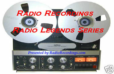 Radio Legends -  Barber 7-18-78 KTNQ for sale  Shipping to India