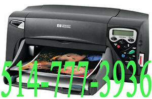 Imprimante Couleurs HP 1115 + 80$ de Cartouches Printer