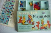 Vintage Fuzzy Felt