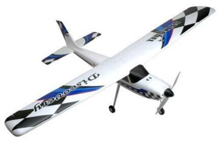 NEW ST Model Discovery RC Plane RTR