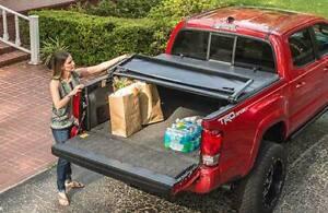 TonnoPro-Couvre-Caisse 3 panneaux Souple Chevrolet -GMC 10-19