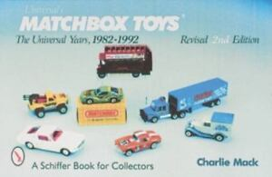 Lesney-039-s-Matchbox-Toys-The-Universal-Years-1982-92-Mack-Charlie-Very-Good