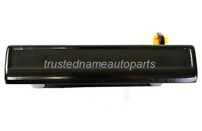 (fits Buick Chevy Oldsmobile Pontiac Outside Door Handle Smooth Front Left)