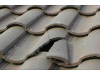 Roofing and guttering repairs