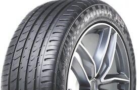 "4 X 20"" RADAR SUV 4X4 RUNFLAT TYRES 2 X 315/35R20 + 2 X 275/40R20 XL BMW X5 SIZE"