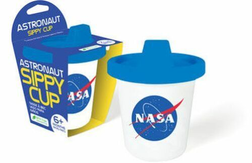 NASA - SIPPY CUP - BRAND NEW - SF1742
