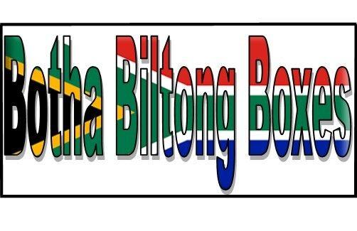 Botha Biltong Boxes and SA Products