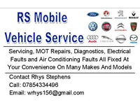 Mobile Vehicle Services, Mobile Diagnostic, Mobile Mechanic, MOT Service and repairs in Cardiff Area