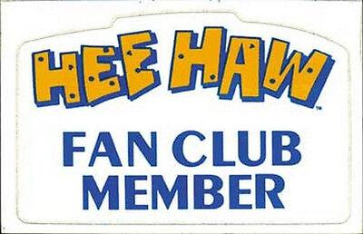 Fan Club Sticker -