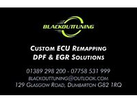BLACKOUT TUNING LTD CUSTOM ENGINE ECU REMAPPING DPF + EGR VW AUDI SPECIALIST SERVICING