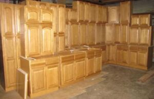 """BRAND NEW"" premium quality Oak Cabinets ""BRAND NEW"""