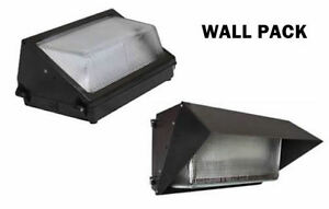 LED Parking lot lights, wall pack, retrofit kits, canopy