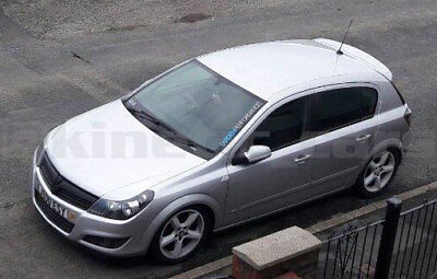 Vauxhall Astra H eyebrows eyelids inc vxr sri
