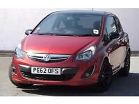 Vauxhal Corsa Limited Edition 1.2
