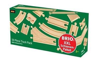 Brio Railway 33772 XXL Schienenpaket Schienen Weichen Neu & OVP