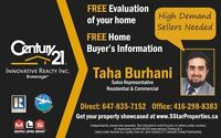 WANTED - Home Sellers & Buyers in Markham - Stouffville