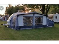 Dorema Montona Awning with Annex - size 6 - EXCELLENT CONDITION