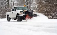 Immediate Snow Removal for your driveway, Call A&J Now