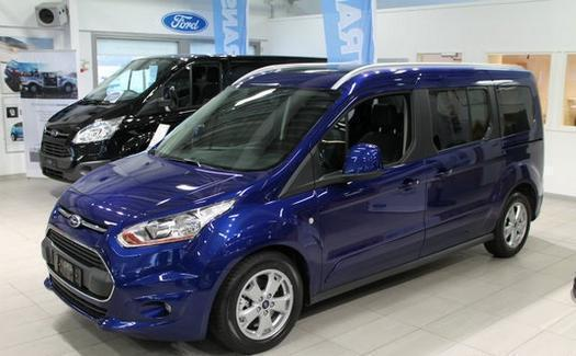 2016 ford tourneo connect 1 5 tdci 120 titanium 5 door. Black Bedroom Furniture Sets. Home Design Ideas