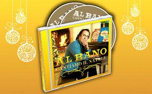 AL-Bano-Cantiamo-il-Natale-DOPPIO-CD-NUOVO-INCELLOFANATO