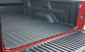 Plastic truck bed liners
