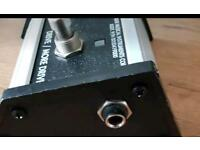 Fender dual foot switch