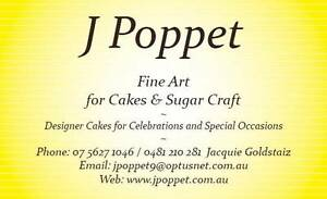 J Poppet Birthday Cakes Benowa Gold Coast City Preview