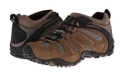 Merrell Chameleon Prime Stretch Kangaroo Hiking Shoe Mens Sizes 7 15 New