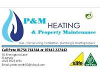 Gas Safe Heating Engineer / Plumber / Boiler repair / Servicing / Installation