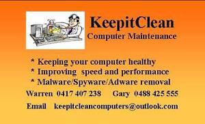 Computer Maintenance including Malware Spyware Adware Removal Lake Macquarie Area Preview