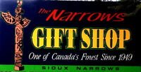 Retail Store     Lake of the Woods Sioux Narrows