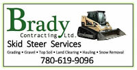 Leduc and Area Landscaping and Skid Steer Services