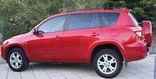 2010 Toyota RAV4 SUV Swanbourne Nedlands Area Preview