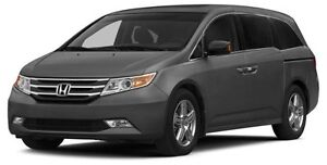 2013 Honda Odyssey Touring VERY CLEAN, ONE OWNER, FULL SERVIC...