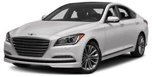 2017 Genesis G80 3.8 Luxury