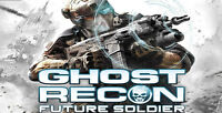 GHOST RECON - FUTURE SOLDIER PS3 NEW IN PKG