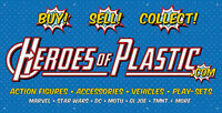 Heroes of Plastic- Marvel, GI Joe, Star Wars etc ACTION FIGURES!