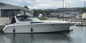 370 Sea Ray with bow thruster