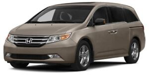 """2013 Honda Odyssey EX """"The template for why minivans are stil..."""