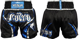 "Venum ""Chaiya"" Muay Thaï shorts - Size 30 - In Red or Blue"