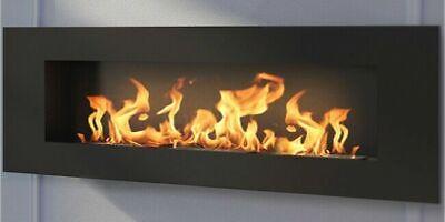 NEW Professional Bio Ethanol Fireplace Biofire Fire 1200 x 400