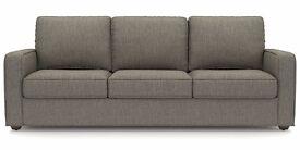damaged sofa