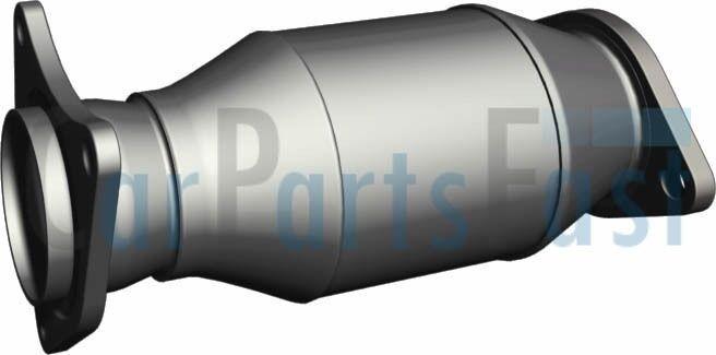 LX6001 Exhaust Petrol Catalytic Converter