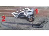 2002 - 2008 MK6 Ford Fiesta / Fusion / Focus LOTS of parts - price for EVERYTHING LISTED