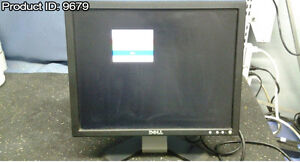 """Used Office Equipment: 17"""" and 19"""" LCD Monitors"""