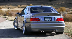 Motivated buyer for BMW M3