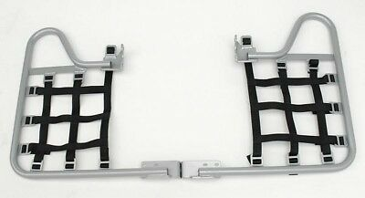 DG Performance Steel Nerf Bars for a Yamaha Warrior 350; 54-4335 Dg Steel Nerf Bars