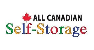 All Canadian Self-Storage - HEATED FACILITY!!