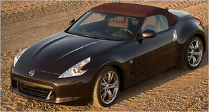 2011 Nissan 370Z Roadster touring Convertible